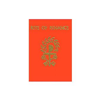Rite of Penance (large type edition) by Catholic Book Publishing Co -