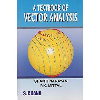 A Textbook of Vector Analysis by Shanti Narayan - 9788121922432 Book