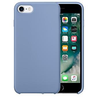 Silikone etui - Silikone sag i silikone og ikke-vævede - iPhone 8