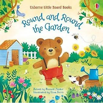 Round and Round the Garden by Russell Punter