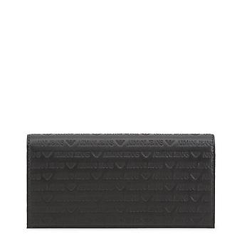 Unisex leather wallet armani jeans47031