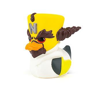 Crash Bandicoot Dr. Neo Cortex TUBBZ Collectible Duck
