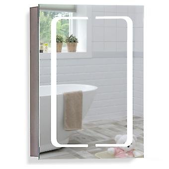 Neue Design LED Bathroom Mirror Cabinet 70(H)x50cm(W)x15cm(D) C17