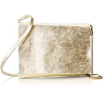 Chicca Bags Cbc3325tar Women's Shoulder Bag Gold 1x18x23 cm (W x H x L)