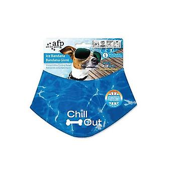 All For Paws Ice Dog Cooling Bandana Collar Scarf
