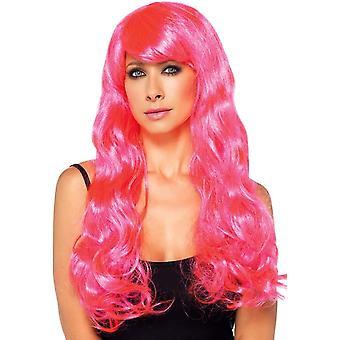 Starbright peruukki Neon Pink naisille