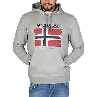 Man cotton long sweatshirt t-shirt top n04631