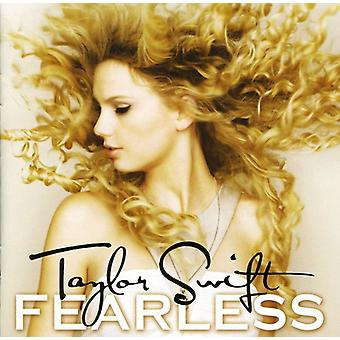Taylor Swift - Fearless [CD] USA import