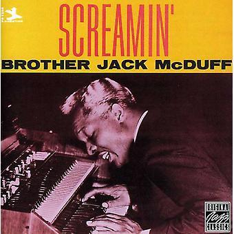 Jack McDuff-Screamin ' [CD] USA import