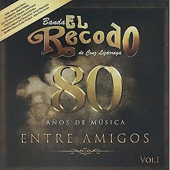 80 Anos De Musica Entre Amigos [CD] USA import