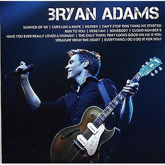 Bryan Adams - ikonet [CD] USA import
