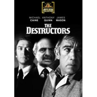 Import USA destructeurs [Blu-ray]