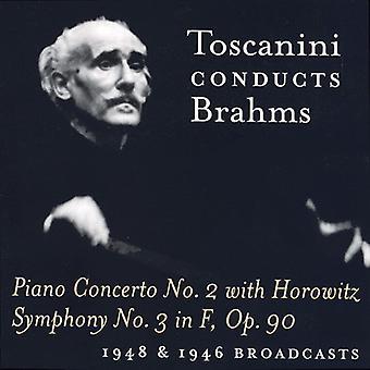J. Brahms - Toscanini Conducts Brahms [CD] USA import