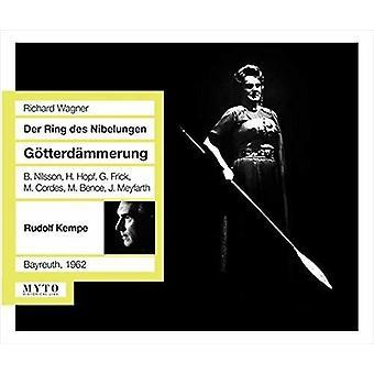 Wagner / Orch Der Bayreuther Festspiele / Kempe - Gotterdamerung [CD] USA import