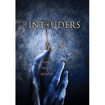 Intruders [DVD] USA import