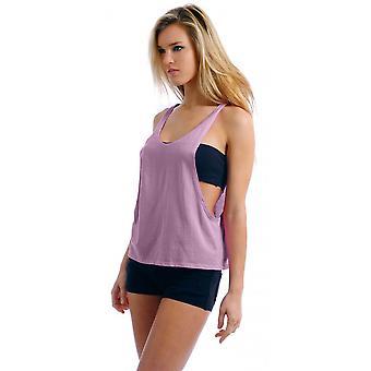 Women's Tank Top Open Side Sleeveless Shirt