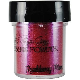 Lindy's Stamp Gang Razzleberry Plum Embossing Powder
