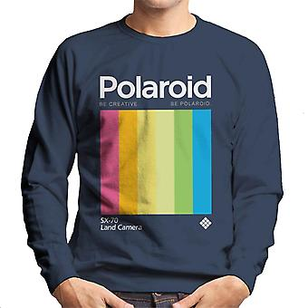Polaroid Be Creative Be Polaroid Men's Sweatshirt