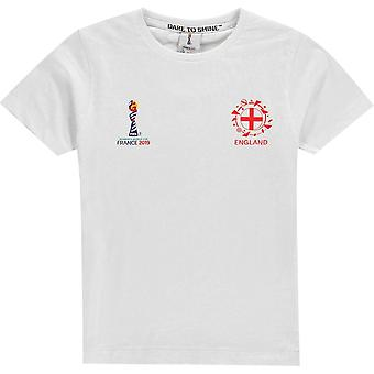 FIFA Junior World Cup England Core T Shirt Junior