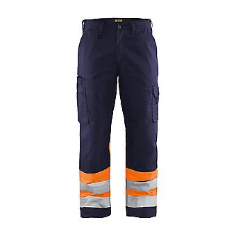 Blaklader hi-vis work trousers 15641811 - mens -  (colours 2 of 2)