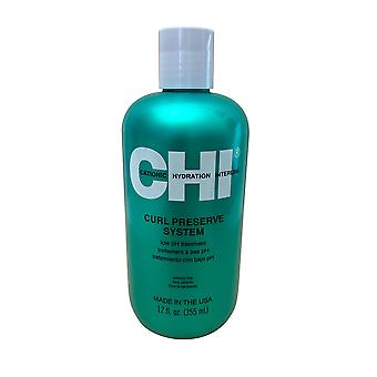 CHI Curl Preserve System Low PH Treatment 12 OZ