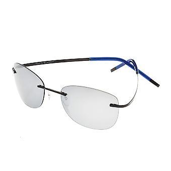 RAS Adhara gepolariseerde zonnebrillen - zwart/zwart