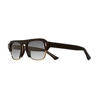 Cutler and Gross 1353 01 Black/Grey Gradient Sunglasses