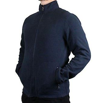 Mens Full Zip Polar Fleece Jacket