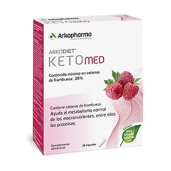 Arkodiet Keto MED 30 capsules