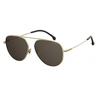 Sunglasses Unisex 188/S gold with grey glass