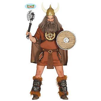 Viking Viking puku Arvoisa puku taistelija Gallialaiset Carnival warriors