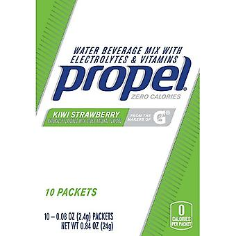 Propel zero Kiwi Fragola bevanda acqua mix