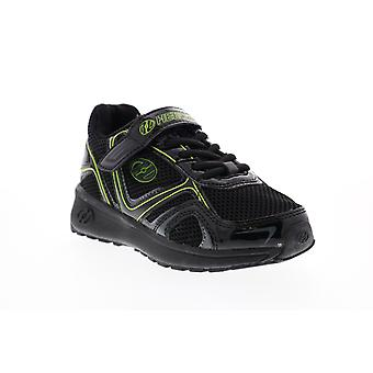 Heelys Rise X2  Big Kids Black Mesh Lifestyle Sneakers Shoes