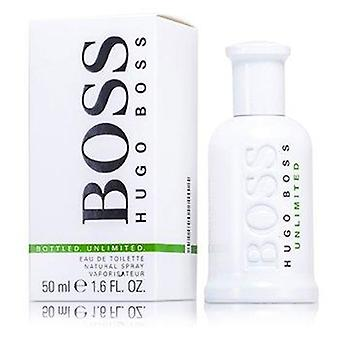 Boss Bottled Unlimited Eau De Toilette Spray 50ml or 1.6oz