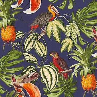 Paradisio Tropiska fåglar Bakgrundsflottan Erismann 6302-08