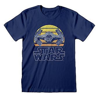 Star Wars Unisex Adult Tie Fighter T-paita