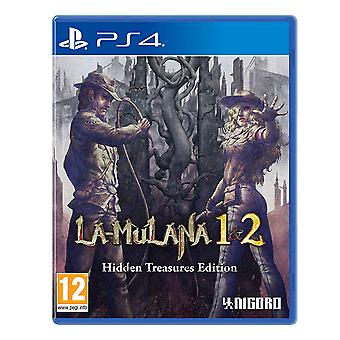 La Mulana 1 & 2 Hidden Treasures Edition PS4 Game