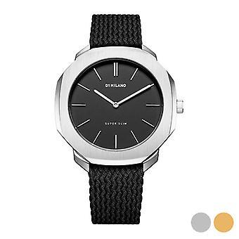 Unisex Watch D1-MILANO (36 mm)/Guld
