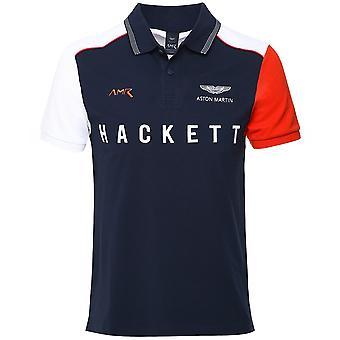 Hackett AMR farve blok Polo skjorte