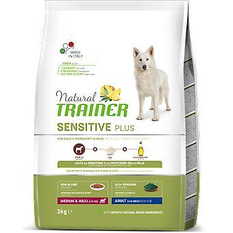 Trainer Fitness 3 Adult Medium Maxi Horse (Dogs , Dog Food , Dry Food)