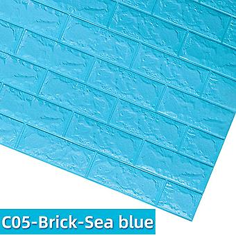 Wasserdicht, 3d Brick Stil Wallpaper
