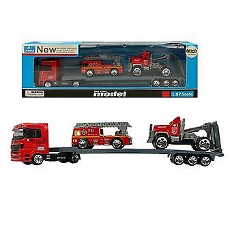 Kamión s návesom - 3 ks