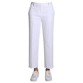 Michael Von Michael Kors Ms93h3h639100 Damen's Weiße Polyester Hose