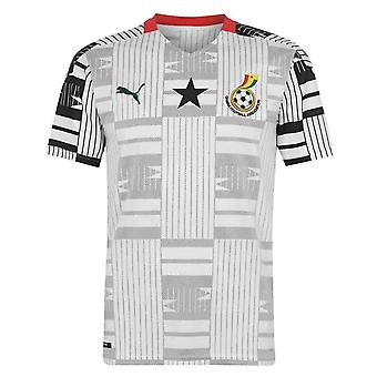 2020-2021 غانا قميص المنزل