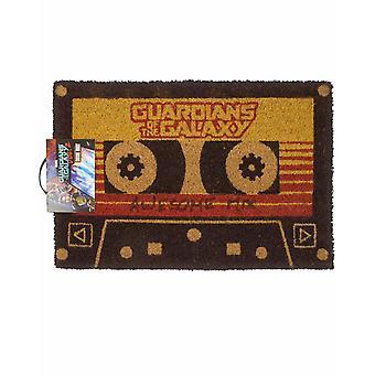 Guardians of the Galaxy virallinen Vol 2 mahtava mix teippi oven ovi matto kotiin sisustus