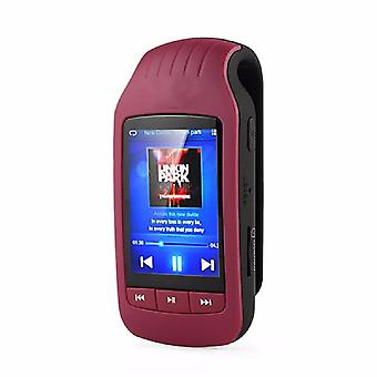 Mp4 Player Bluetooth With Clip Portable Sport Mp4 Music Player-fm Radio