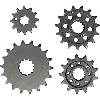 JT Sprocket JTF1263.15 Steel Front Sprocket 15 Tooth Fits Honda, kawasaki, Yamaha and Suzuki