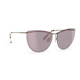 D'blanc tan lines sunglasses polished charcoal / grey