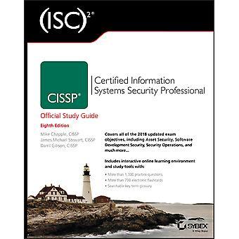 ISC2 CISSP Certified Information Systems Security Professional Guide d'étude officiel Isc Guides d'étude officiels