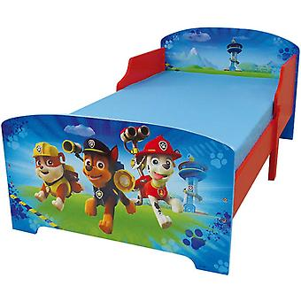 Paw Patrol wooden lounger with slats